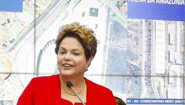 Dilma Rousseff confía en tener un buen diálogo con Macri