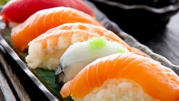El Sushi no se originó en Japón