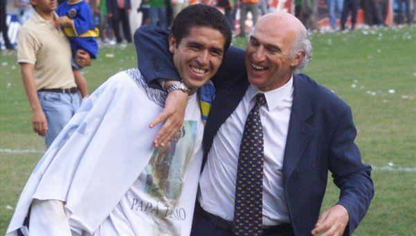 Riquelme: Bianchi tiene que ser el DT de la Selección
