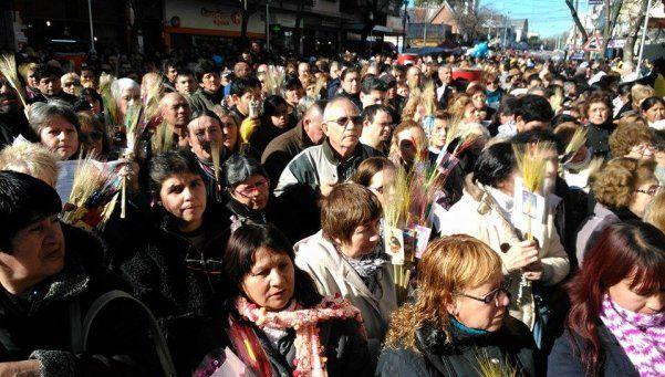 San Cayetano: una jornada marcada por la marcha de Liniers hasta el Centro