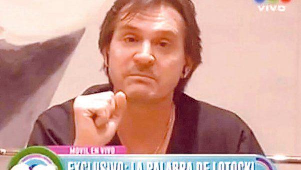 Lotocki: Voy a iniciar acciones legales contra Gabriela Trenchi