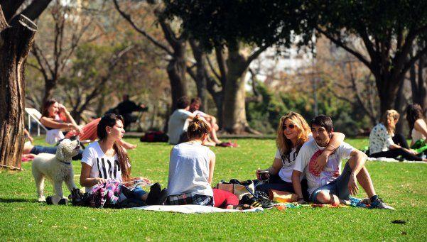 Domingo soleado y con temperaturas agradables para la Ciudad y alrededores