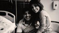 Dieron de alta a Diego Maradona