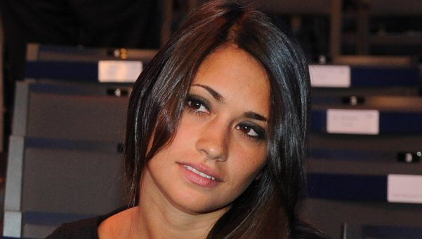 Antonella Rocuzzo se sumó a la convocatoria del paro de mujeres