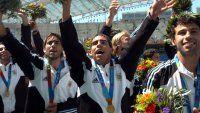 Se cumplen 10 años del primer oro olímpico del futbol argentino