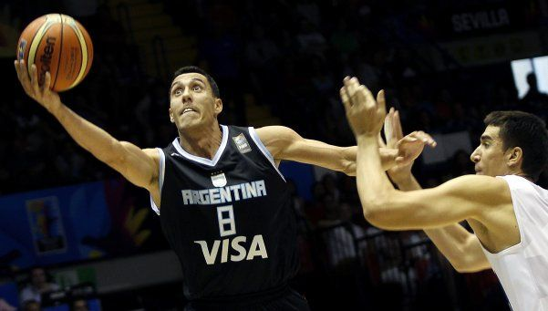 Manu sí, Prigioni no: el base se bajó de los Juegos Olímpicos