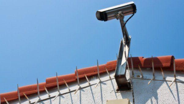 Aumentó un 25% el uso de cámaras de seguridad