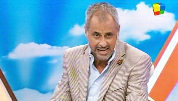 Jorge Rial se descompensó al aire en Intrusos