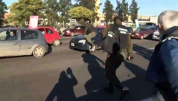 Piden el procesamiento del gendarme carancho y de su jefe