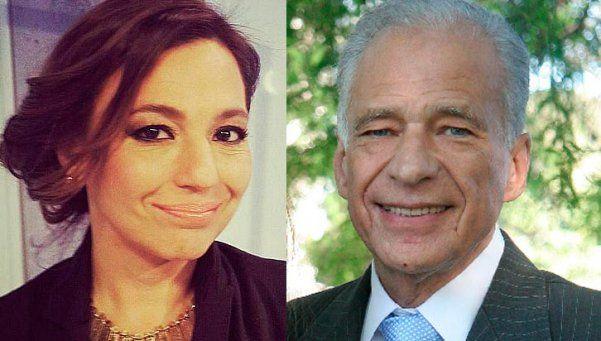 Lorena Maciel y Alberto Cormillot, dos nuevas víctimas de la inseguridad