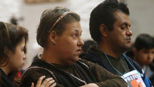 """Mamá de Melina: """"Mi alma se va a sentir mejor cuando condenen a los asesinos"""""""