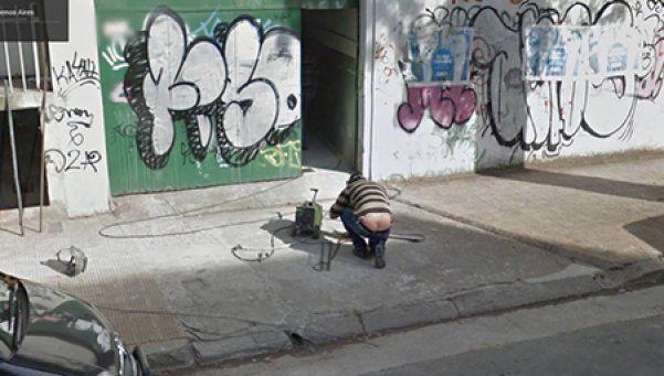 15 fotos curiosas de Google Street View