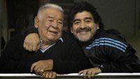 Se agravó la salud de Don Diego Maradona