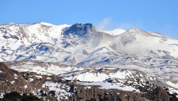 Alerta amarilla: volcán Copahue registro más de 100 sismos en un día