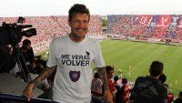 El emotivo mensaje de Tinelli en la previa de San Lorenzo-Real Madrid