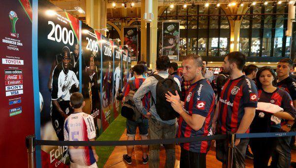 Sin certezas de la sede, San Lorenzo ya vive el Mundial