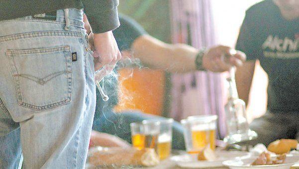 El abuso de alcohol entre adolescentes subió el 100 %