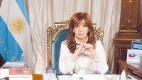 Cristina anunció un Código Procesal Penal más duro