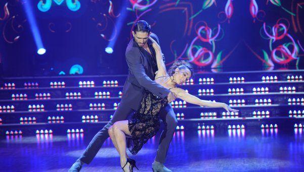Mora Godoy fue la reina del tango en el Bailando