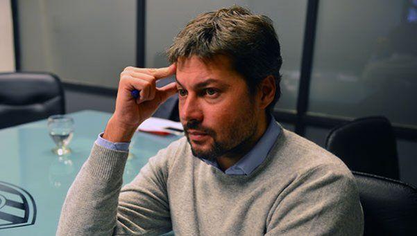 Matías Lammens, duro con los jugadores de San Lorenzo