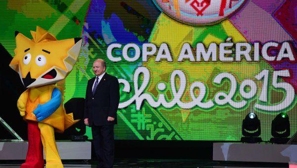 Argentina ya tiene rivales para la Copa América de Chile 2015
