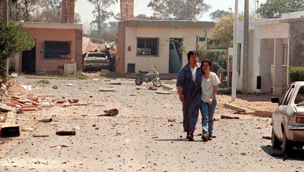 Río Tercero, a 20 años de la trágica explosión