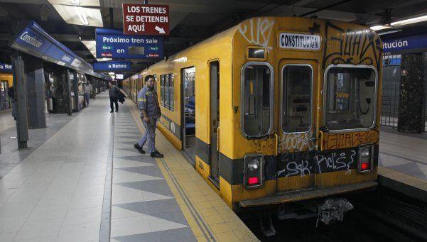 Las Línea C regularizó su servicio tras cinco horas de corte de vías