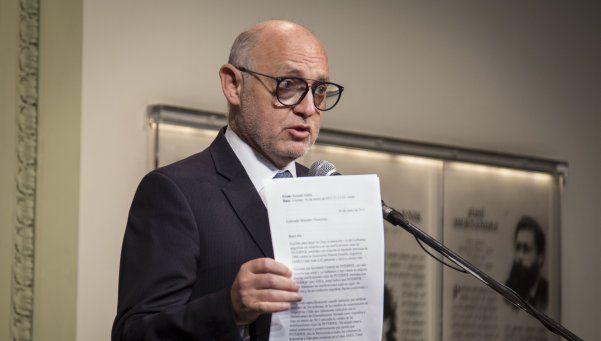 Ecos del audio de la polémica: Timerman criticó a Borger y al Gobierno