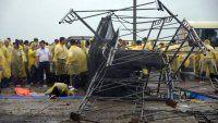 Tragedia en visita del Papa a Filipinas: murió una voluntaria