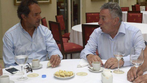 Scioli anunció que los visitantes volverán tras la Copa América