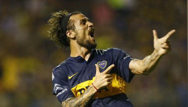 Daniel Osvaldo, muy cerca de volver a Boca