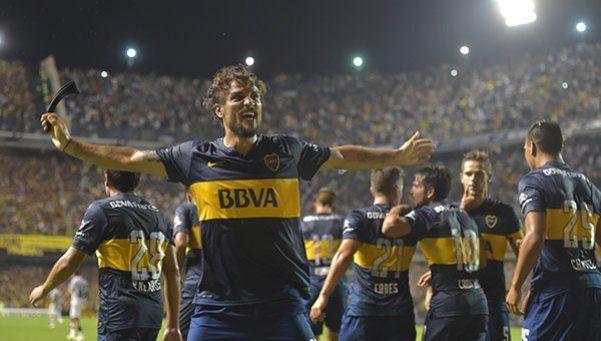La emoción de Osvaldo al hablar con sus ex compañeros de Boca