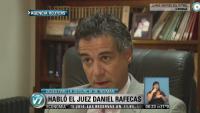Habló Rafecas y ratificó su decisión: El Gobierno no tuvo nada que ver