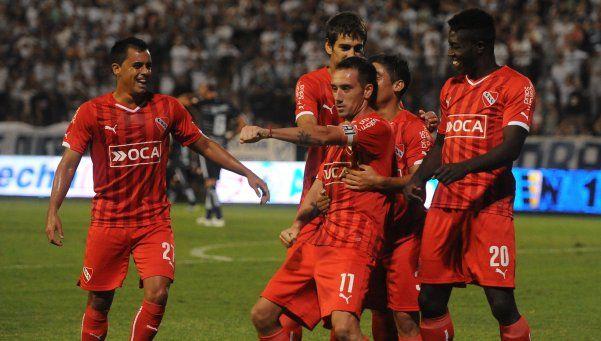 Independiente fue mucho más que Quilmes y triunfó en el Sur