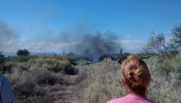 El choque de helicópteros en La Rioja fue error humano