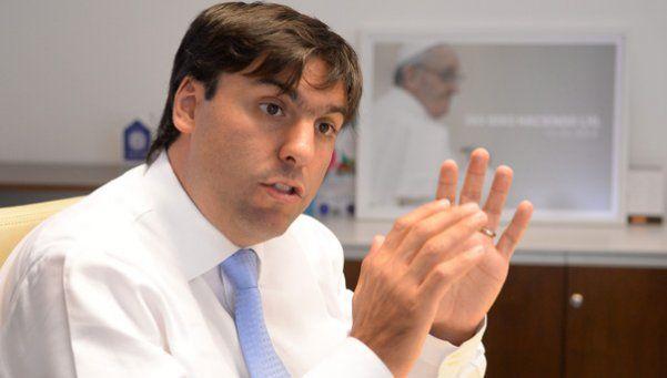 """Diego Bossio: """"Es tiempo de debate, no de obedecer"""""""