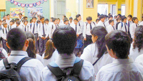 La Ciudad extiende la jornada de clases para primarios y secundarios