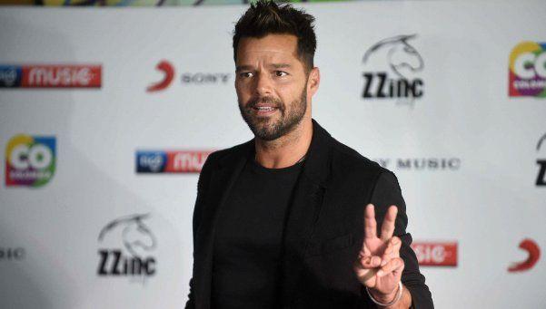Ricky Martin confirmó varios shows en Argentina para 2016