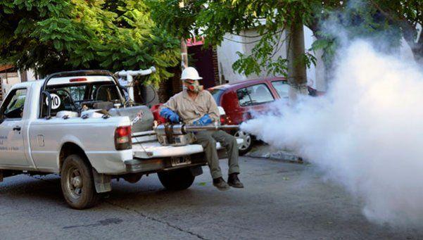 Confirman que hay 15 mil casos de dengue en todo el país
