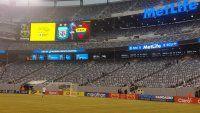 Sin Messi, Argentina cierra la gira por EEUU ante Ecuador