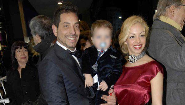 Diwan quiere ver al hijo de Gisela Bernal y Delgado