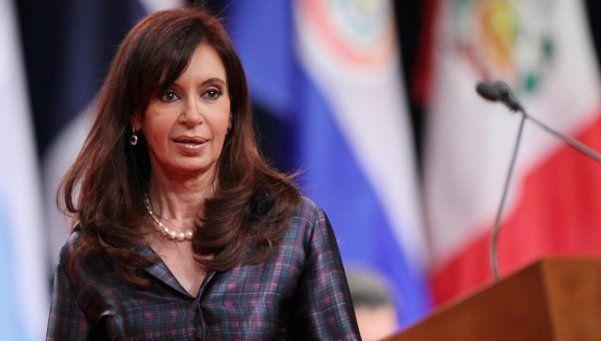 Por la campaña, Cristina no viajará a la cumbre del G-20