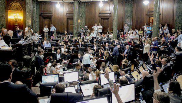 La Legislatura porteña aprobó el traspaso de la Policía Federal