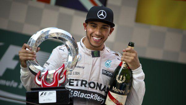Fórmula 1: 7 opciones para que Hamilton se consagre campeón
