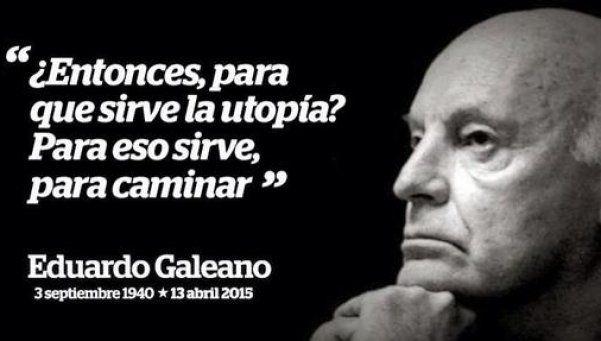 20 Frases De Amor De Eduardo Galeano: Solo Porque Nos Gusta: EDUARDO GALEANO (Esp/Eng