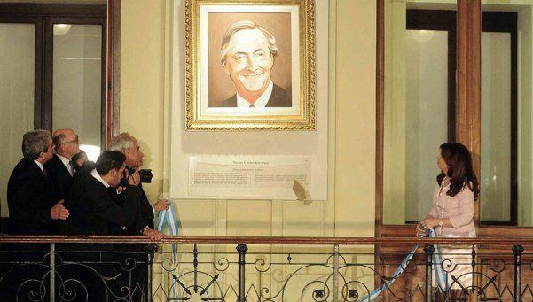 En Casa Rosada buscan los cuadros que antes estaban