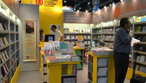 Este jueves arranca la nueva edición de la Feria del Libro