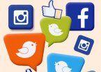 Reclamos en las redes sociales