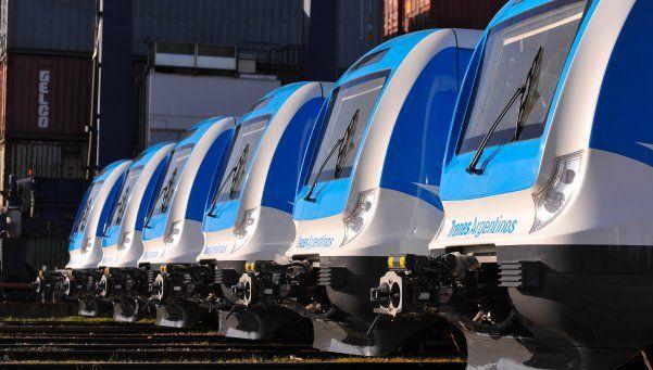 Probaron con éxito trenes cero kilómetro del Roca