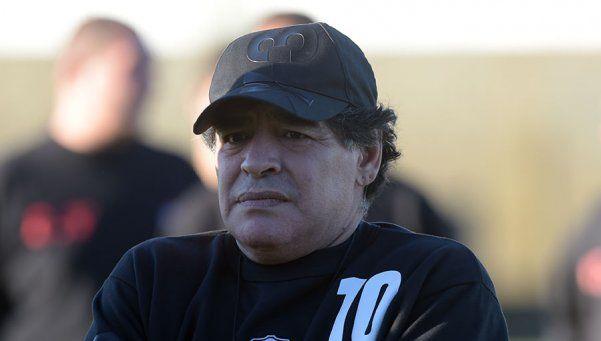 """""""Maradona está muy bien y ya adelgazó ocho kilos"""""""